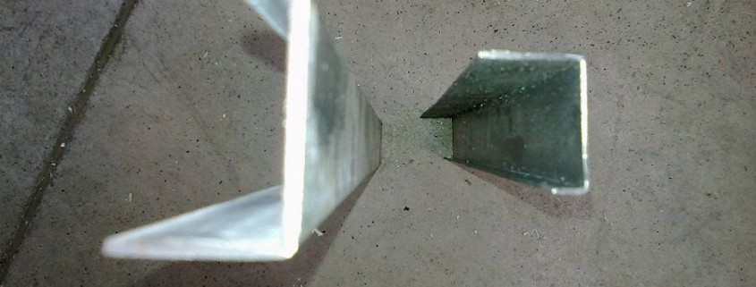 armatura profil cercevea fereastra