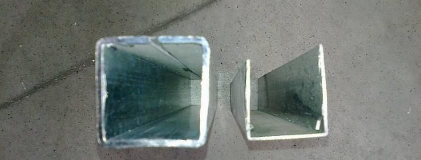 armatura profil cercevea usa