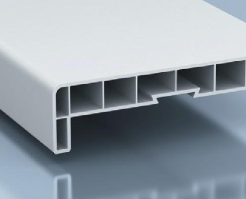 glafuri PVC interior
